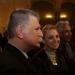 Kövér László és H.E. Marie Antoinette Sedin palesztin nagykövetasszony