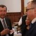 Vlagyimir Szergejev Oroszország nagykövete Csillik Dilarával és Balogh Sándorral (2)