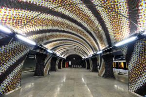 A 4-es metró állomásai