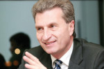 Günther Oettinger   (Photo: wikipedia)