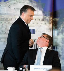 Orbán Viktor; Matolcsy György
