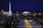 Székely szabadság napja - Demonstráció Budapesten