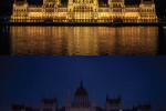 Holokauszt - Lekapcsolták a Parlament fényeit a sárga csillag