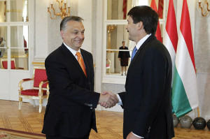 According to Népszabadság, Orbán is seriously considering taking over the responsibility of the state head, once the mandate of President János Áder expires in 2017