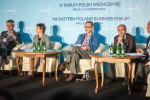 Speakers at the 4th Eastern Poland Business Forum addressed the challenges facing the Polish economy and its prospects for development