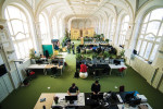 An already successful startup: the Budapest office of Prezi