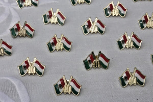 Mexican National Day badges