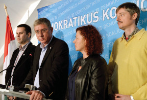 Gyurcsány: DK has made a step forward but smaller  than expected