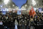 MostMi-demonstráció - Tüntetés a közállapotok megváltozta