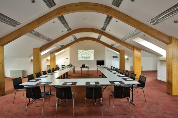 The Canberra conference room
