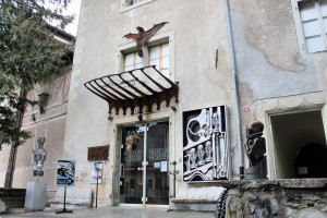 The HR Giger Museum