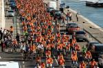Kerékpáros felvonulás Budapesten