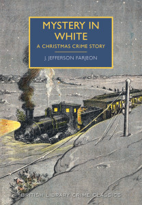 Book review, Mystery in White