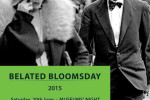 Bloomsday2015- Poster