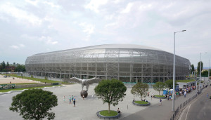 The Groupama Arena could be one of the venues in Budapest