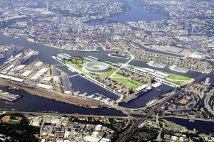 Hamburg will also compete for the 2024 Olympics