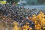 Illegális bevándorlás - Migránsok az osztrák-szlovén hatá
