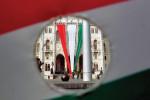 Október 23. - Ünnepélyes zászlófelvonás