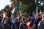 Illegális bevándorlás - Szimpátiatüntetés a magyar kormán