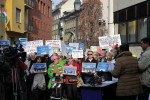Quaestor-ügy - Az Alkotmánybíróság előtt tüntettek a kár