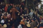 Kiadható Pieter Brueghel Keresztelő Szent János prédikáció