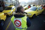 Taxistüntetés - Folytatódik a demonstráció Budapesten