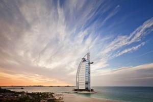 DUBAI - Burj Al Arab - Exterior View