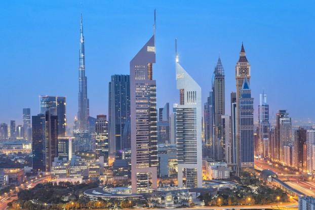 DUBAI - Jumeirah Emirates Towers - Hero Exterior