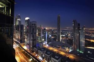DUBAI - Sh. Zayed Road