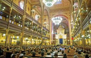 Megemlékezés a budapesti gettó felszabadításának 71. évfo