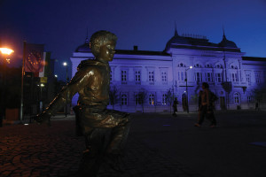 World Autism Awareness Day marked throughout Hungary with blue colour