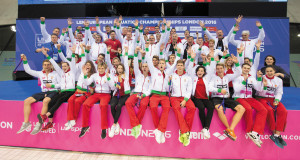 Hungary records most successful swimming European Championship with 10 gold medals