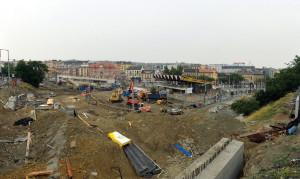 A Széll Kálmán tér felújítása