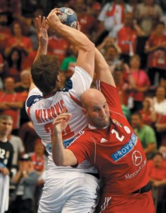 Handball team defeats Serbia and qualifies for World Championship