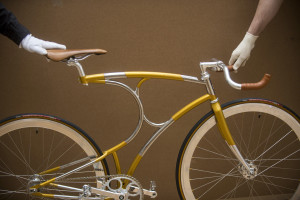 Bicycle design exhibition opens in Budapest