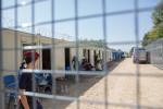 Illegális bevándorlás - A röszkei áteresztési pont