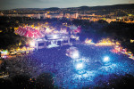 24th Sziget Festival breaks visitor record again