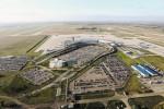 Letették az alapkövét a budapesti repülőtéri szállodának