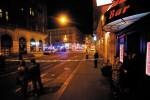 Robbanás történt egy Teréz körúti üzlethelyiségben