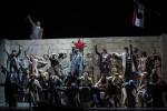Az 56 csepp vér című musical bemutatója Székesfehérváron