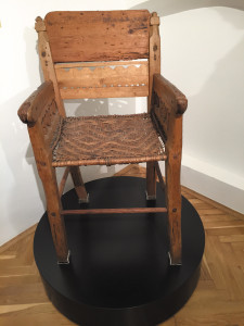 The oldest chair