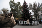 Megnyílt a Budapesti Karácsonyi Vásár