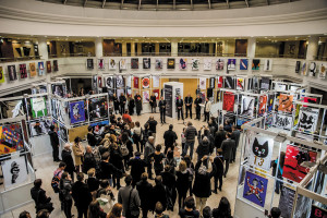 PosterFest exhibition with 350 posters opens in Budapest