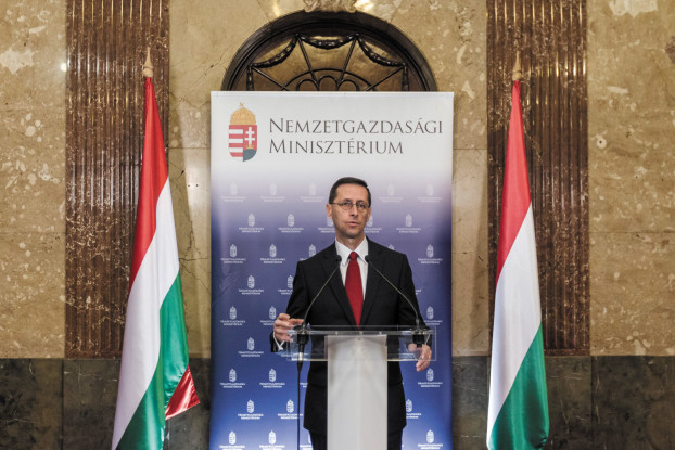 All three big ratings  agencies having Hungary in investment grade could open a new chapter in  efforts to reduce the country's public debt, Varga says
