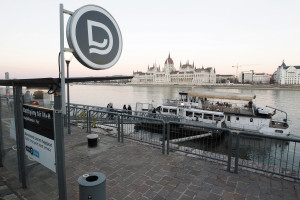 Metro-substitute service launched on the Danube due to the temporary closure of Kossuth tér station