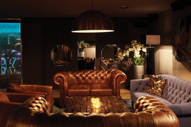 LOCK is a combination of a stylish private club and an intercultural meeting place