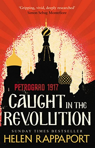 Book, Caught in the Revolution, Petrograd 1917